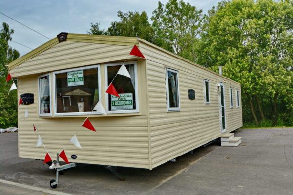 Static Caravan For Sale at Castledene