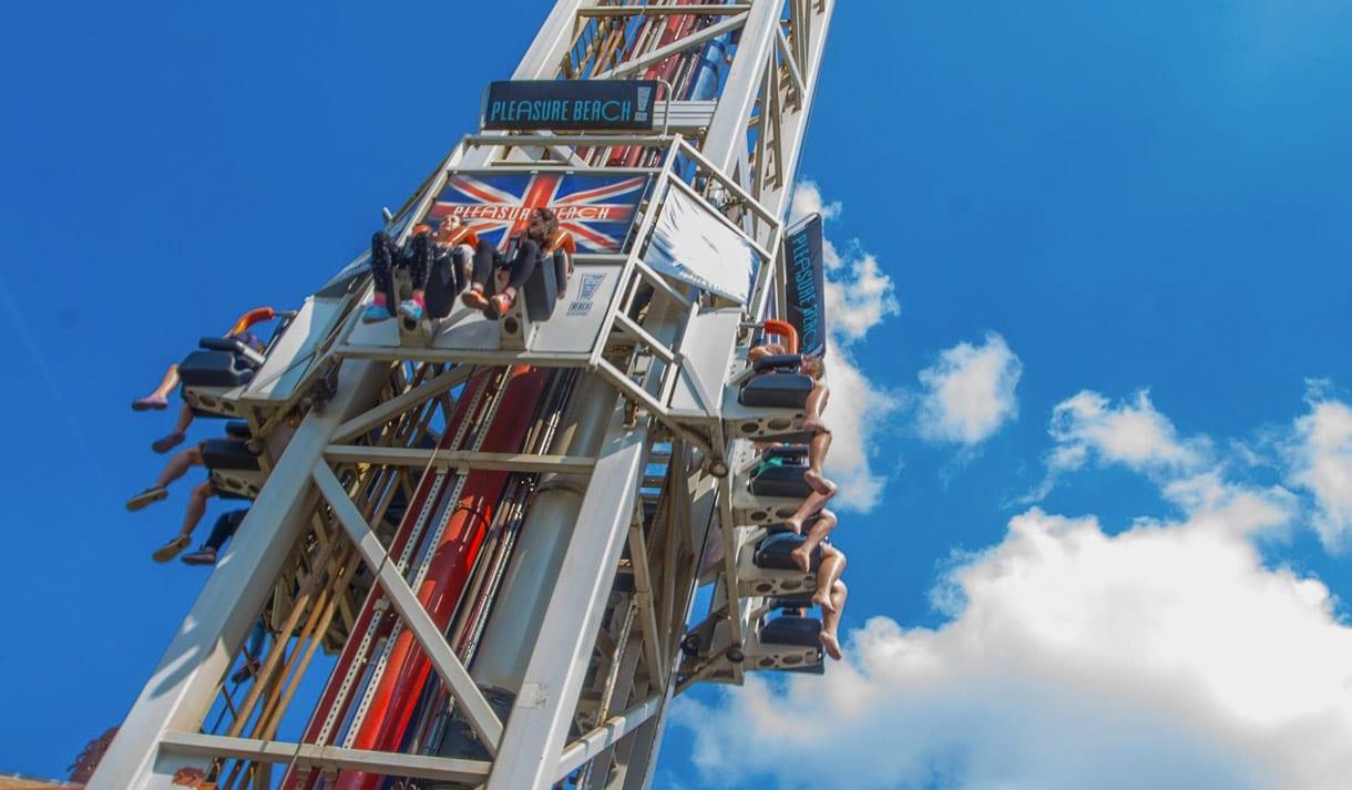 Blackpool ride